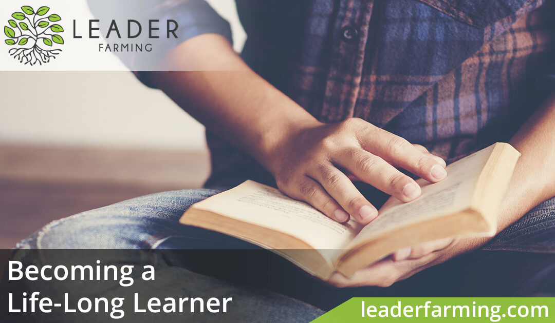 Becoming a Life-Long Learner